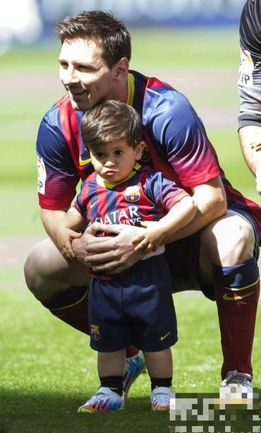 Image Result For Messi Son